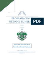 Metodos de Prog Des Temario