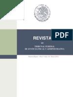 RevistaTFJFA Marzo - 2015