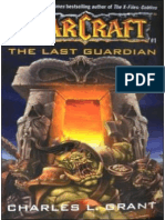 Warcraft - O Ultimo Guardiao - Charles L. Grant
