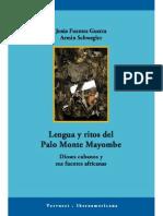 Lengua y Ritos de Palo Monte Mayombe - Jesus Fuentes Guerra