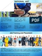 Job Training and Placement