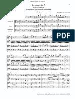 Mozart - Eine kleine nachtmusik - K525 Allegro