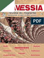 Revista Travessia nº 74 - Dossiê Paraguaios - Carlos Freire da Silva e Tiago Rangel Côrtes (orgs.)