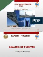 Sap2000 Taller 5