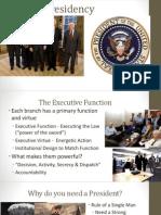 8 - Presidency