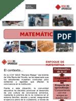 Enfoque de Matematica