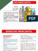 Derecho Mercantil (Primera Clase)