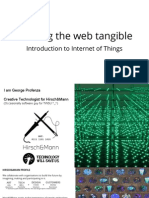 Making the Web Tangible