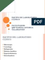 Instrumentos Laboratorios