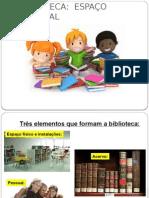 Biblioteca Espaco Cultural