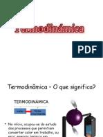 termodinâmica revisão