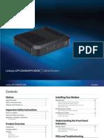Cisco Dpc3008 Userguide