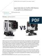 GoPro Hero4 Negro Edición vs GoPro HD Hero3 + Negro Edición_ ¿Cuál es la diferencia_ - Pocket-lint