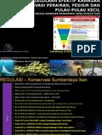 Status Pengelolaan Efektif Kawasan Konservasi Perairan, Pesisir Dan Pulau-pulau Kecil