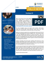 Halls News Issue Two 2015