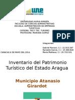 Inventario Del Patrimonio Turístico Municipio Girardot