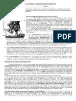 Guía de Trabajo de Revolución Francesa