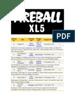 Fireball XL5 Episode List.docx
