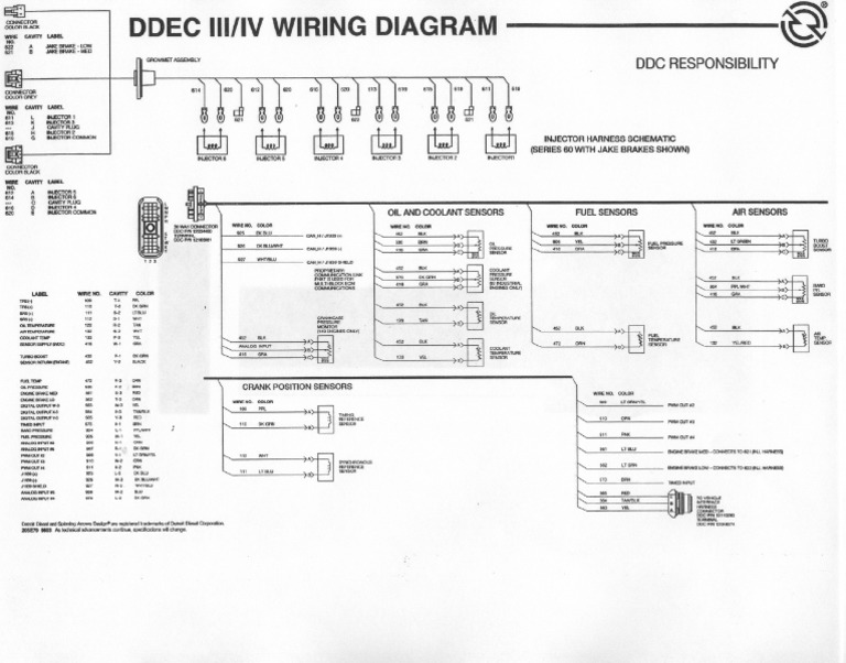 ddec iii wiring diagram experts of wiring diagram \u2022 detroit diesel ddec iv ddec iv wiring diagram wiring diagram will be a thing u2022 rh exploreandmore co uk ddec