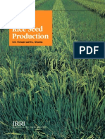 Manual for Hybrid Rice Seed Production