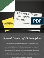 s  kiett agency presentation (e t  steel school)2