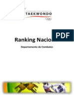 Regulamento Ranking Nacional FPT