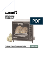 Cuisinart® Classic Toaster Oven Broilers TOB-30 Series
