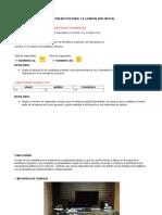 Inducción Institucional y a La Modalidad Virtual