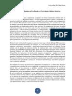 Valoracion de Maquinarias en USO x Eficiencias Globales - Hugo Guerra