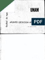 Apuntes Geologia Aplicada