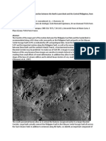 Pubellier etal_Recent deformation at the junction between the North Luzon block and the Central Philippines.pdf