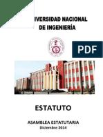 Estatuto Uni 13diciembre 2014