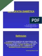 6- Nefropatia Diabetica 2014