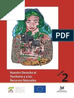 Modulo de Capacitacion Derechos de Nuestros Pueblos Indigenas Cartilla 2 Nuestro Derecho Al Territorio y a Los Recursos Naturales