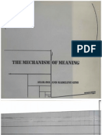 Arakawa & Gins - Mechanism of Meaning