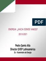 Energía hacia donde vamos - Pedro Gamio Aita.pdf