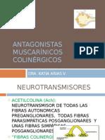SNA_ANTAGONISTAS_MUSCARÍNICOS[1]