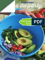 Catalogue de vente Tupperware du 11 avril au 8 mai 2015