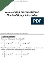 Sustitucion Nucleofilica (1)