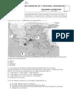 Prueba Sumativa Historia Grecia