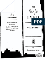 The Case for India-Will Durant-1930 (abhinavThakur).pdf