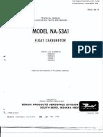 CONTINENTAL CARBURETOR MANUAL RESEARCH