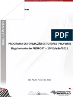 Regulamento Profort 10ed 2015 Vfinal