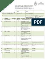 Formato Dosificacion Contabilidad 2015-2015