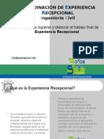 PRESENTACI+ôN EXP.RECEPCIONAL