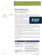 Natural Gas Midstream Product Brief
