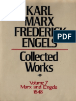 Marx & Engels Collected Works - V. 07 - (M_E) 1848, Articles for Neue Rheinische Zeitung