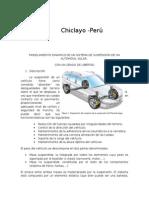 Modelamiento dinamica de Un Carro