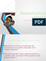 reproductive cloning powerpoint sbi3ua
