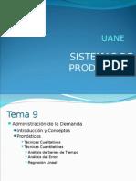 SP 09 AdministracionDemanda